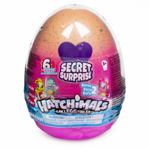 Figurki HATCHIMALS Secret Surprise