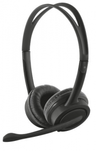 Mauro USB Headset - black