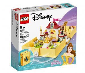 Klocki Disney Princess Książka z przygodami Belli
