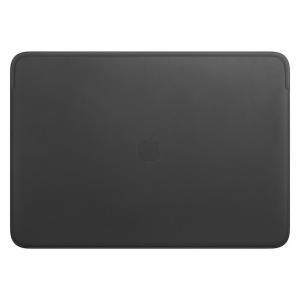 Skórzany futerał na 16-calowego MacBooka Pro - czarny
