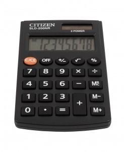 Kalkulator kieszonkowy SLD200NR