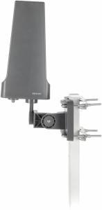 Antena zewnętrzna SDA 502 DVB-T2/T Zysk 20dB,Imp 75OHm, 4G LTE