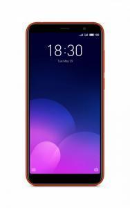 Smartfon M6T 3/32 GB czerwony
