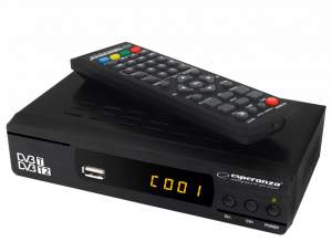 TUNER DVB-T/T2 EV104