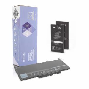 Bateria do Dell Latitude E7270, E7470 7200 mAh (55 Wh) 7.4 - 7.6 Volt