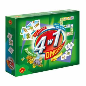 4w1 Dinozaury
