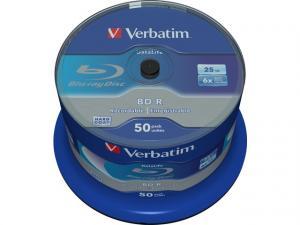 BD-R 6x 25GB 50P CB DataLife 43838