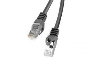 Patchcord FTP PCF6-10CC-0200-BK kat.6 2M czarny