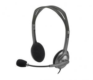 H111 Zestaw słuchawkowy stereo 981-000593