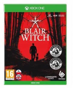 Gra Xbox Blair Witch