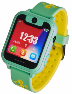 Smartwatch Kids Nice Zielony