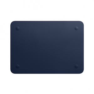 Futerał Leather Sleeve for 13-inch MacBook Pro - Midnight Blue