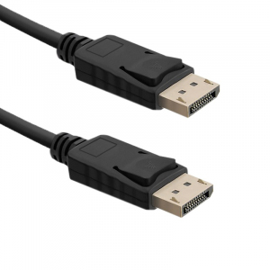 Kabel DisplayPort v1.4 Męski - DisplayPort v1.4 Męski 0.5m