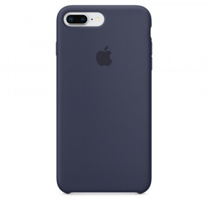 Etui iPhone 8 Plus / 7 Plus Silicone Case - Midnight Blue