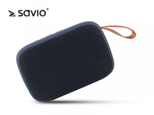 Głośnik bezprzewodowy Bluetooth SAVIO BS-013 czarny