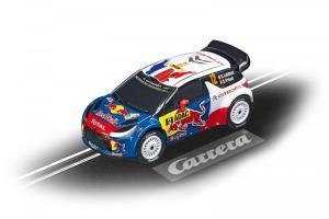 Auto GO!!! Citroen DS3 WRC 2012 Red Bull Lefebvre