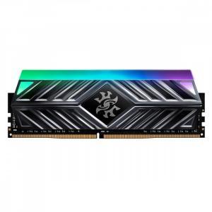 Pamięć XPG SPECTRIX D41 DDR4 3200 DIMM 8GB LED szary