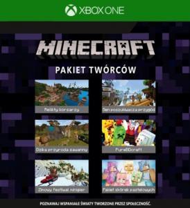 Gra Xbox One Minecraft Master Coll. 44Z-00149