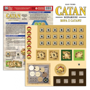 Gra Catan: Scenariusz Ropa z Katanu