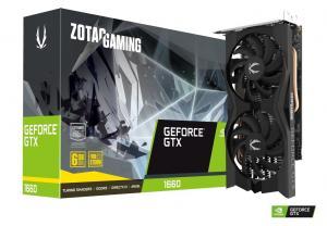 Karta graficzna GeForce GAMING GTX 1660 6GB GDDR5 192BIT HDMI/3DP