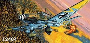 ACADEMY Ju 87G-2 Stuka ' Kanonen Vogel'