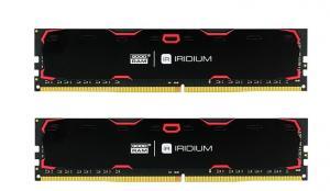 DDR4 IRIDIUM 16GB/2400 (2*8GB)1024*8 Czarna