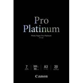 BJ MEDIA PT-101 A3 20 sheets pro platinum