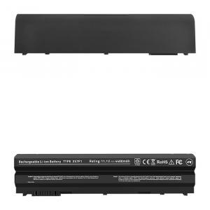 Bateria do Dell E6420 15R 17R E5520 E6530 4400mAh,10.8-11.1V
