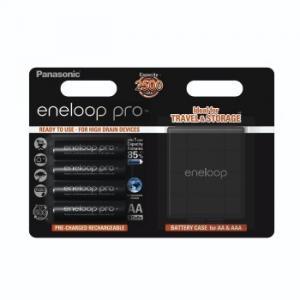 Akumulatory Eneloop AA 4 szt. + pudełko