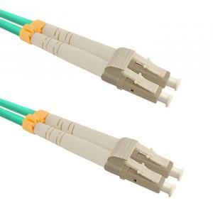 Patchcord światłowodowy LC/UPC - LC/UPC | Multimode | 50/125 | OM4 | Duplex | 2m