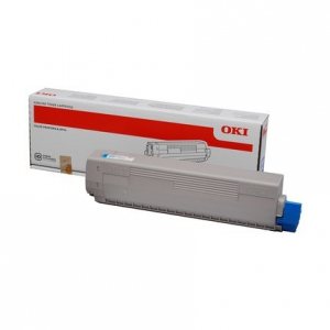 TONER C911/C931 24K CYAN 45536415