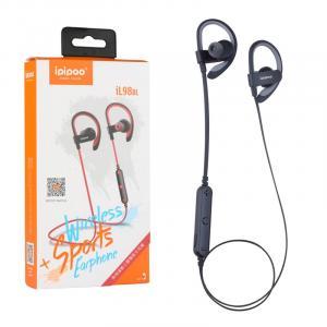 iL98BL Szare by AWEI douszne sportowe słuchawki bezprzewodowe Bluetooth