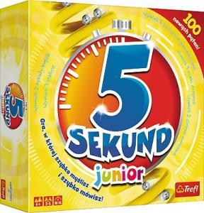 Gra 5 Sekund Junior Edycja 2019