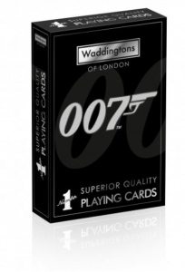 Gra Karty Waddingtons No.1 James Bond