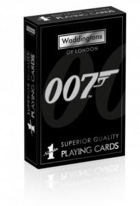 Gra Karty Waddingtons No.1 James Bond