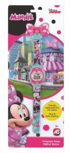 Zegarek cyfrowy Minnie
