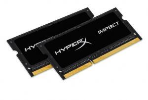 DDR3 SODIMM IMPACT BLACK 8GB/2133 (2*4GB) CL11 1.35V