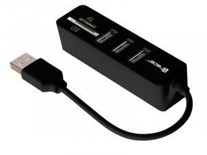 Czytnik kart CH4 All-In-One+ HUB USB