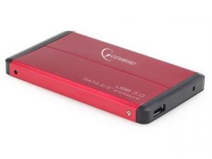 Kieszeń zewnętrzna HDD 2.5'' Sata USB 3.0 Red