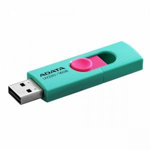 Pendrive UV220 16GB USB2.0 Różowo-turkusowy