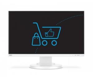 Monitor 24 Multisync E241N IPS DP HDMI Biały
