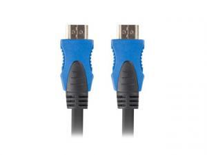 Kabel Premium HDMI-HDMI M/M v2.0 1.8m czarny 4K 60Hz, pełna miedź