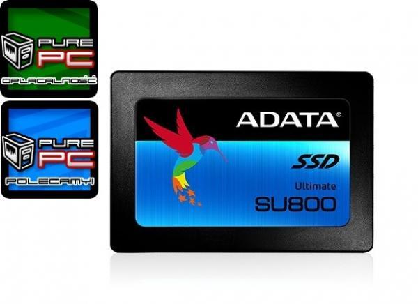 SSD Ultimate SU800 256GB S3 560/520 MB/s TLC 3D