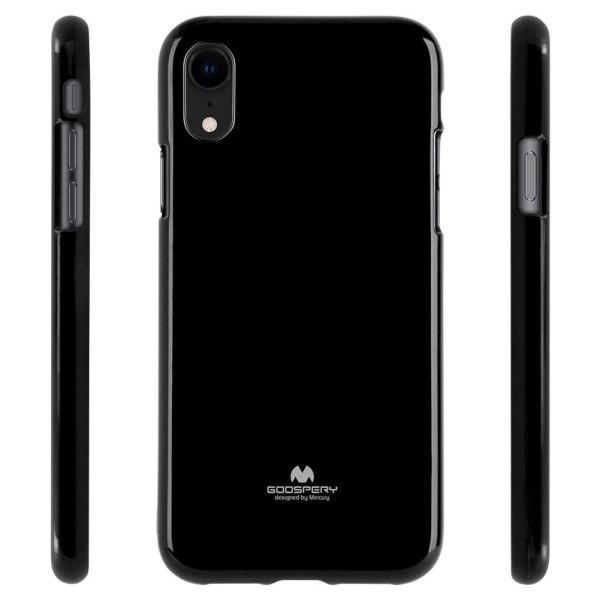 Etui JELLY Case iPhone Xr czarny