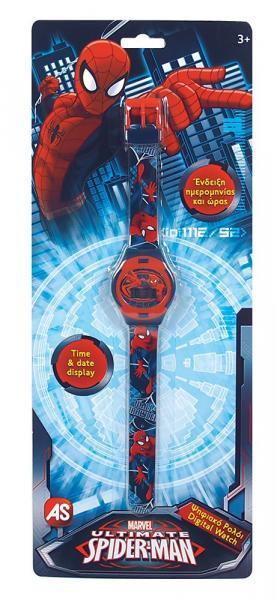 Zegarek cyfrowy Spiderman
