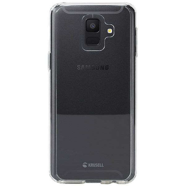 Etui do Samsung Galaxy A6 2018 KIVIK cover Transparentny