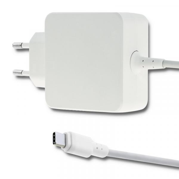 Zasilacz sieciowy 45W 20V 2.25A USB-C Biały