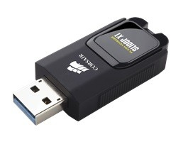 VOYAGER Slider X1 64GB USB3.0 Read 130MBs, Capless Design, Plug and Play