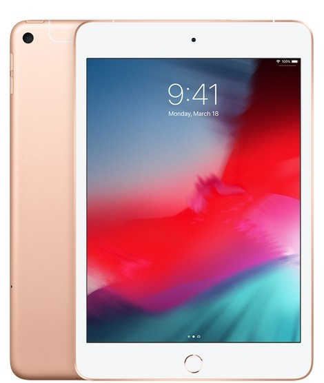 iPad mini Wi-Fi + Cellular 256GB - Gold