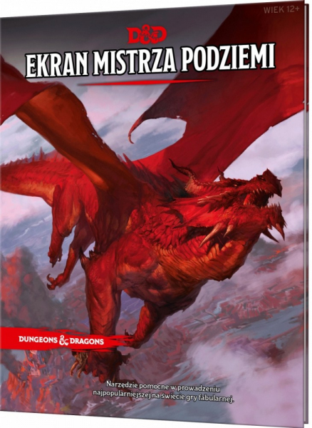 Podręcznik Dungeons&Dragons: Ekran Mistrza Podziemi